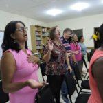 O Louvor expressado como orações, foi muito edificante!
